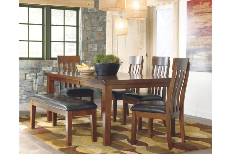 D59400 In By Ashley Furniture In Cedar Rapids Ia Large Uph Dining