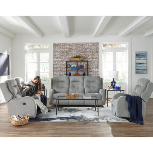 STRATMAN COLL. Power Reclining Sofa