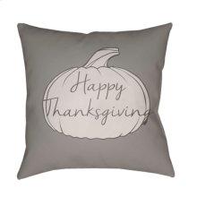 "Happy Thanksgiving HPY-005 20"" x 20"""