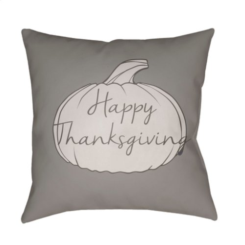 "Happy Thanksgiving HPY-005 18"" x 18"""