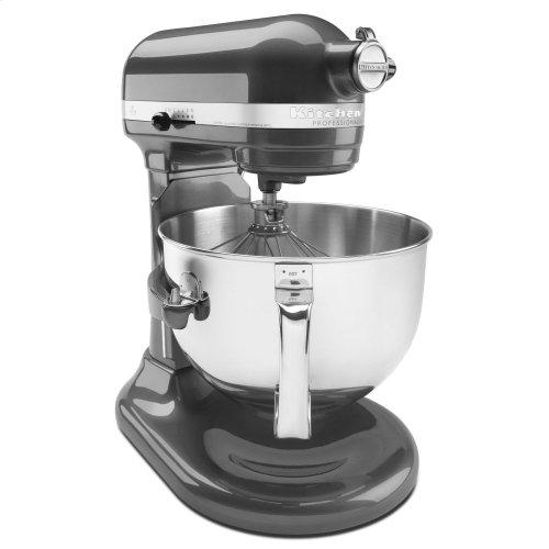 Pro 600 Series 6 Quart Bowl-Lift Stand Mixer - Pearl Metallic
