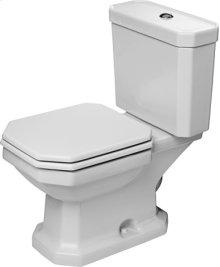 White 1930 Two-piece Toilet
