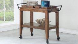 "Adeline Kitchen Cart w/ Tray 45""x20""x36"" Product Image"
