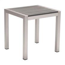 Cosmopolitan Side Table B. Aluminum