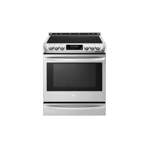 LG Appliances6.3 cu. ft. Smart wi-fi Enabled Electric Slide-in Range with ProBake Convection®