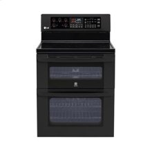 6.7 cu. ft. Capacity Electric Double Oven Range with Convection and Infrared Grill