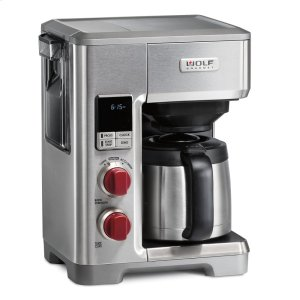 WolfProgrammable Coffee System - Red Knob