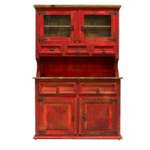 2 PC Red China