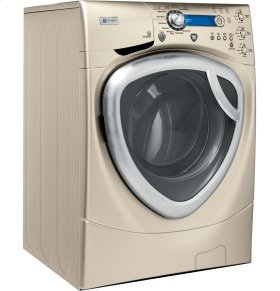 GE Profile ENERGY STAR® 4.2 IEC Cu. Ft. Colossal Capacity Frontload Washer with Steam