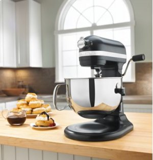 Pro 600 Series 6 Quart Bowl-Lift Stand Mixer - Licorice