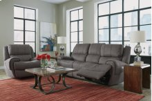 Nance Fabric Power Reclining with Power Headrests