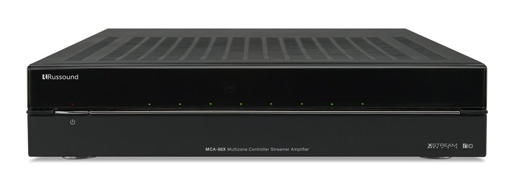 MCA-88X 8 Source, 8 Zone Controller Amplifier Streamer