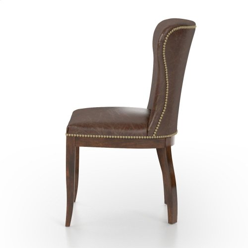Biker Tan Cover Richmond Dining Chair