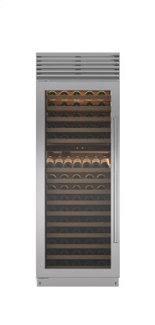 "30"" Built-In Column Wine Storage"