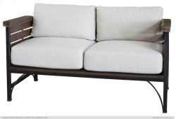 Love Seat w/ Arms Product Image