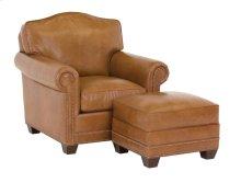 Larsen AB Chair & Ottoman