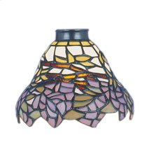 Mix-N-Match Wisteria 1-Light Glass Only 97750