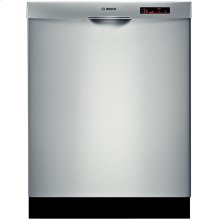 24 '' Recessed Handle Dishwasher 800 Series- Stainless steel SHE68R55UC