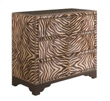 Sanibel Chest (Hair On Hide)