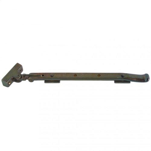 Casement Adjuster - CA12 White Bronze Brushed