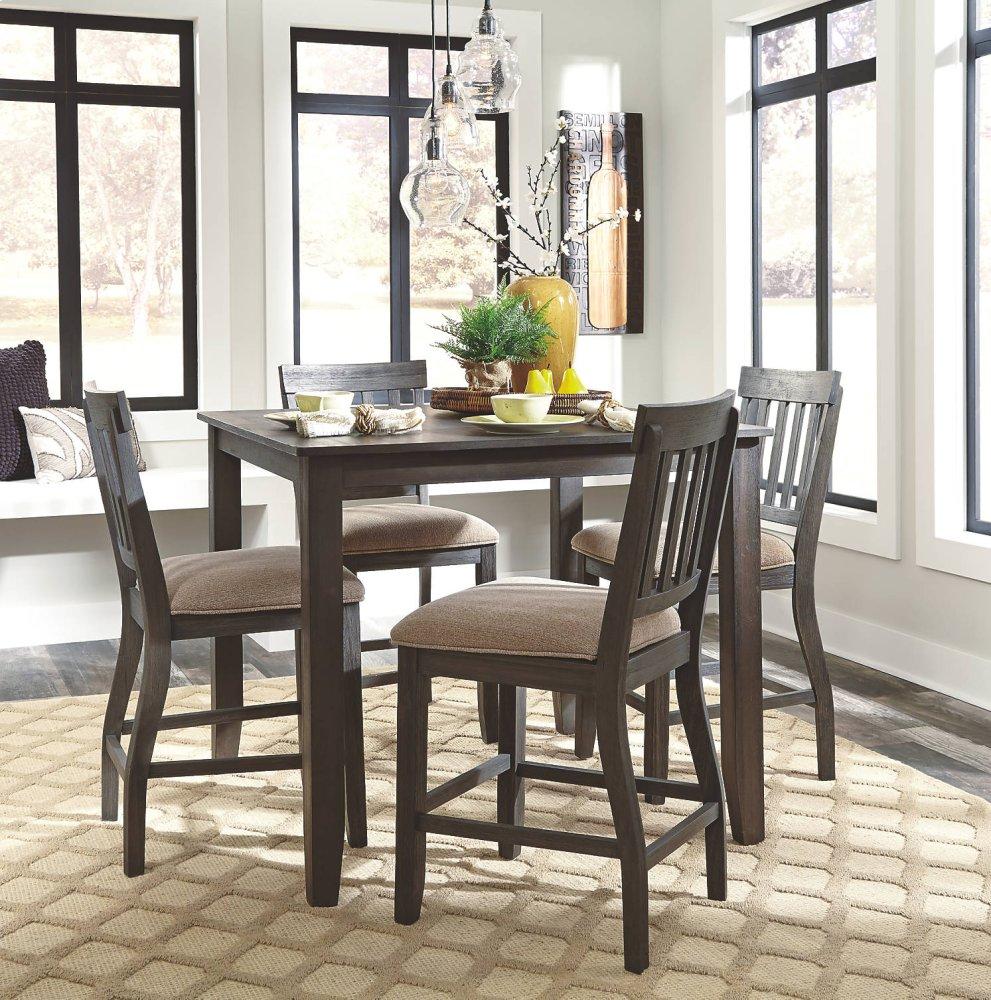 D48513 Square DRM Counter Table By Ashley Furniture | Beharu0027s Furniture In  Everett, WA