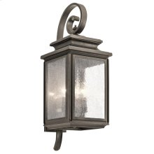 Wiscombe Park Collection Wiscombe Park 4 Light Outdoor Wall - OZ OZ