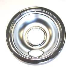 6 INCH CHROME BURNER BOWL ELECTRIC