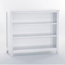 Short Bookcase (White)