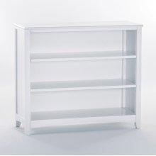 Short Bookcase (White)