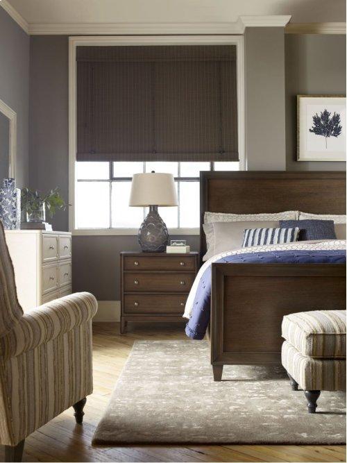 Bedroom Works Panel Headboard (Cal. King)