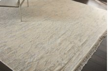 Elan Eln01 Ivory Rectangle Rug 5'6'' X 8'