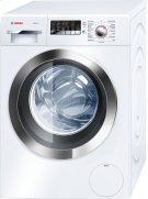 "Serie  6 24"" Compact Washer Axxis® Plus - White WAP24202UC Product Image"