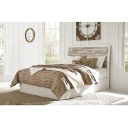 Queen Panel Bed Frame Product Image
