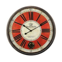 Grand Company Wall Clock