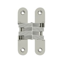 "4 5/8"" x 1"", Concealed Hinge - Brushed Nickel"