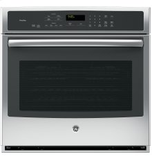 "GE Profile™ Series 30"" Built-In Single Convection Wall Oven-PT9050SFSS"