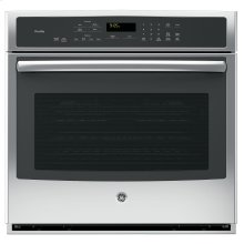 "GE Profile™ Series 30"" Built-In Single Convection Wall Oven-CLOSEOUT"