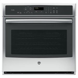 "GE ProfileGE PROFILEGE Profile™ Series 30"" Built-In Single Convection Wall Oven"