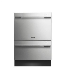 Tall Double DishDrawer Dishwasher incl full flex racking