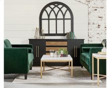 Emerald Dapper Living Room