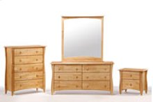 CLOVE CHEST-NATURAL FINISH