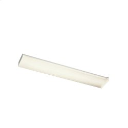 48 inch LED Linear Ceiling Light WH