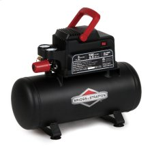 3 Gallon Air Compressor - Lightweight and portable