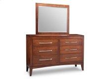 Catalina 6 Drawer Dresser