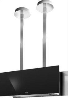 SECRET - Model IC35I90B - Stainless and Black Glass