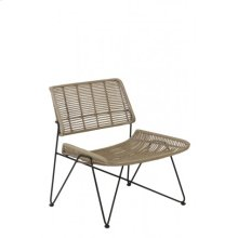 Chair 65x67x72 cm SAROKA rattan natural