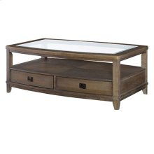 Rec. Cocktail Table-KD