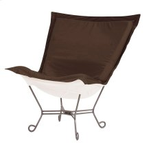 Marisol Chair Sunbrella, CHOCOLATE, CHAIR