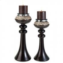 Patrice Candle Holder Set (4/box)