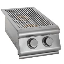 Blaze Built-In Double Side Burner ,Fuel Type - Propane